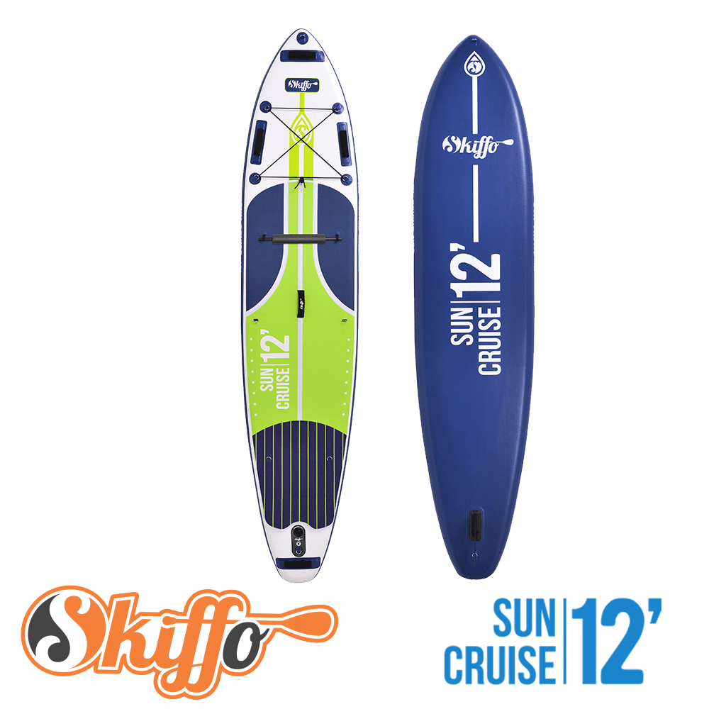 Skiffo Sun Cruise 12' - Stand Up Paddle Gonflable - 2019