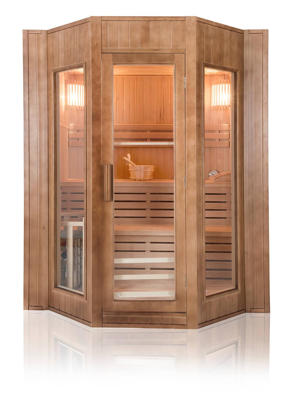 Comment Faire Fonctionner Un Sauna piscinex - sauna - sauna vapeur redstone - 4 places