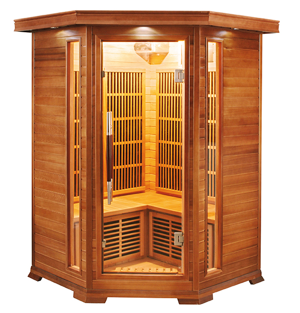 Sauna Infrarouge Luxe - 2/3 places -