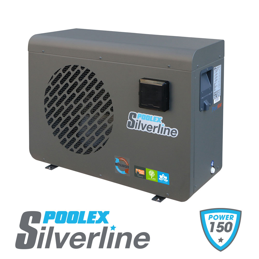 Piscinex chauffage piscine pompe chaleur poolex for Chauffage piscine red line