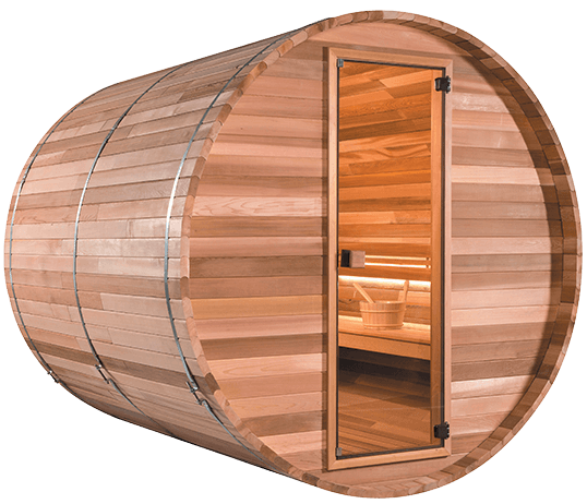 piscinex sauna sauna vapeur d 39 ext rieur po le. Black Bedroom Furniture Sets. Home Design Ideas