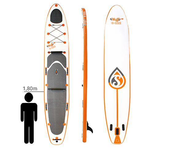 piscinex stand up paddle skiffo s 222 stand up. Black Bedroom Furniture Sets. Home Design Ideas