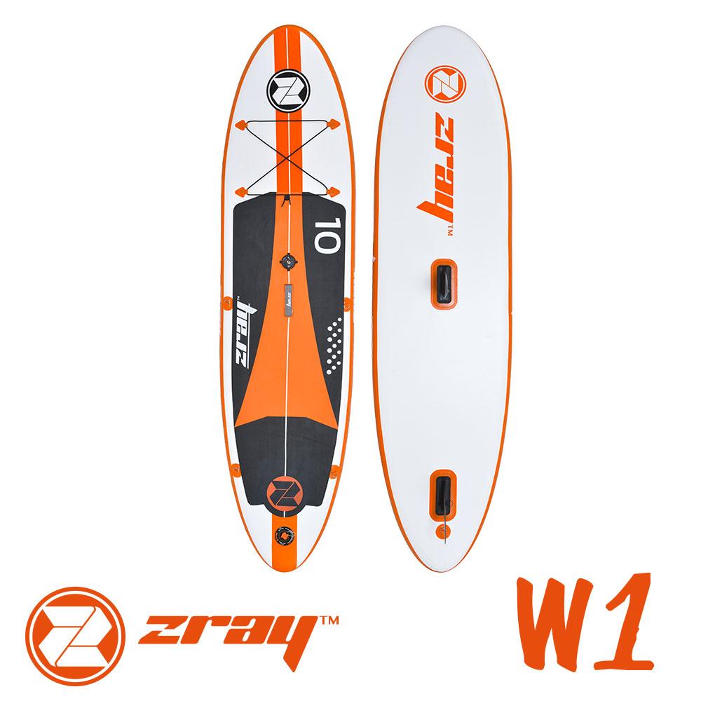 Piscinex Stand Up Paddle Zray W1 Pack Unique Pour Le Sup Et L Initiation A La Planche A Voile Avec Voile