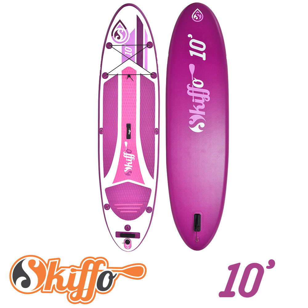 Skiffo 10' XX - Stand Up Paddle Gonflable Skiffo pour vous Madame