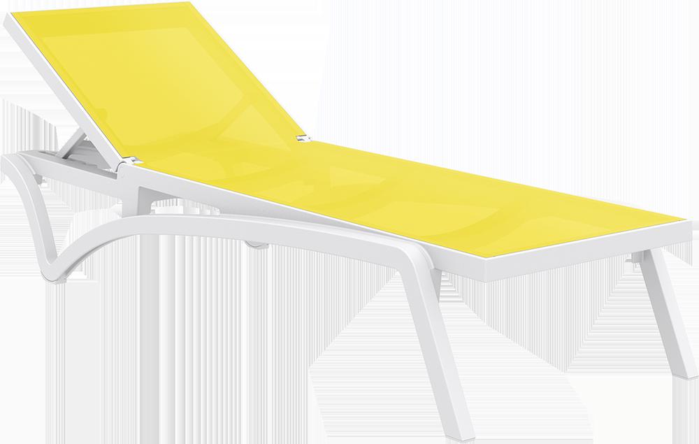 piscinex mobilier de jardin transat majestic en fibre de verre et tissu serge ferrari 7. Black Bedroom Furniture Sets. Home Design Ideas