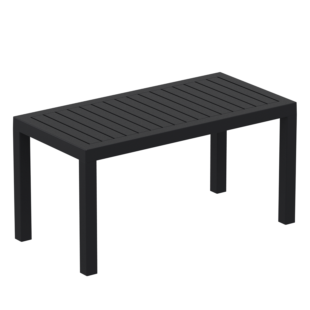 piscinex mobilier de jardin table basse sead 2 coloris disponible. Black Bedroom Furniture Sets. Home Design Ideas