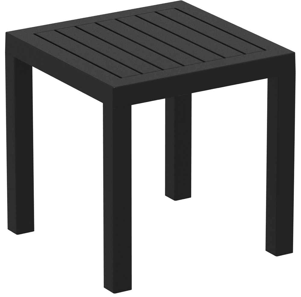 piscinex jardin table d 39 appoint oversead 2 coloris disponible. Black Bedroom Furniture Sets. Home Design Ideas