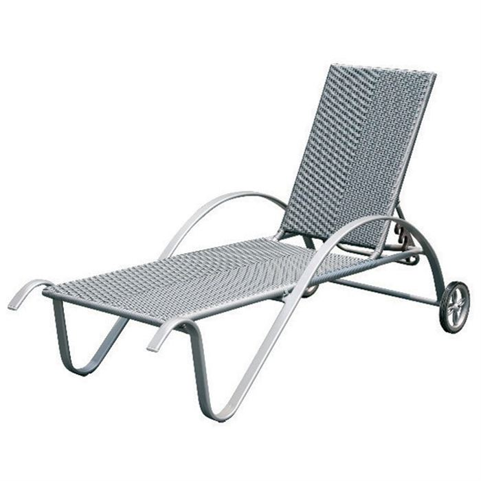 Piscinex mobilier de jardin s rie limit e seul ou en for Transat piscine design