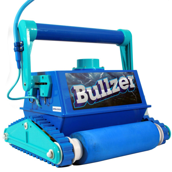 piscinex le robot piscine bullzer. Black Bedroom Furniture Sets. Home Design Ideas