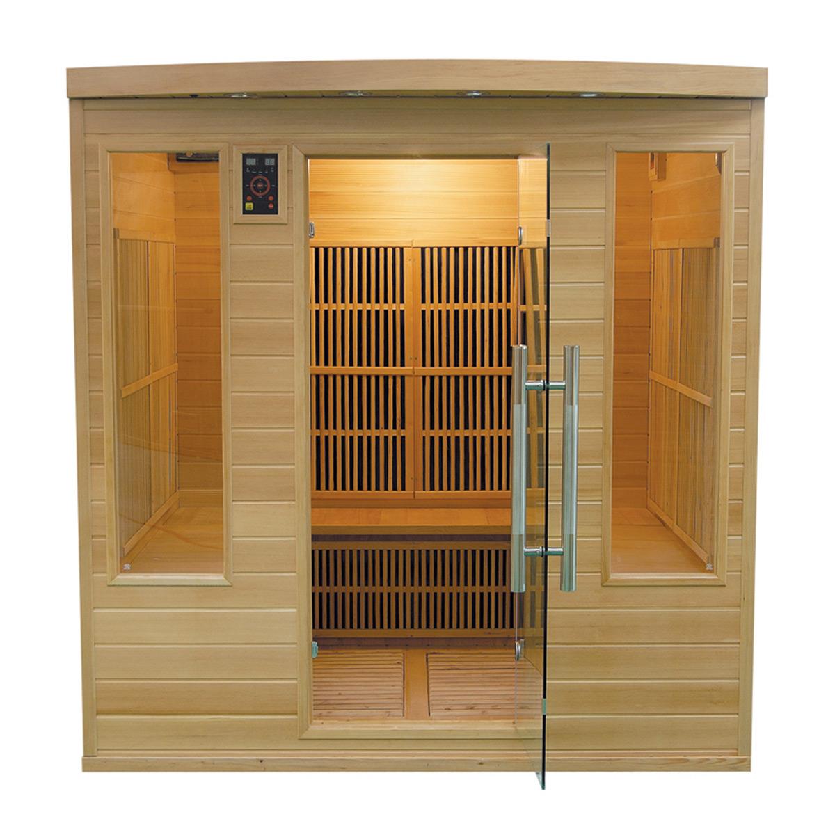 piscinex sauna apollon sauna infrarouge apollon club 4 5 places. Black Bedroom Furniture Sets. Home Design Ideas