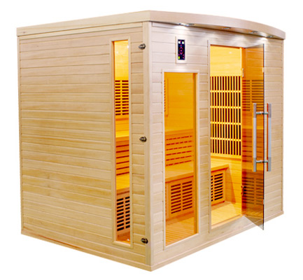 piscinex sauna apollon sauna infrarouge apollon 5 places. Black Bedroom Furniture Sets. Home Design Ideas