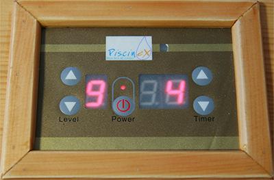 Piscinex sauna sauna infrarouge portable sp cial bien tre des pieds de - Sauna infrarouge utilisation ...