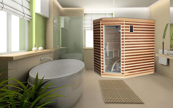 Piscinex les bonnes affaires piscinex sauna infrarouge joy rcn - Consommation electrique sauna infrarouge ...