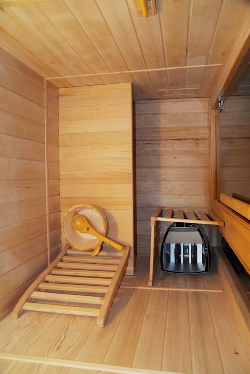 piscinex sauna traditionnel sauna vapeur zen 2 places. Black Bedroom Furniture Sets. Home Design Ideas