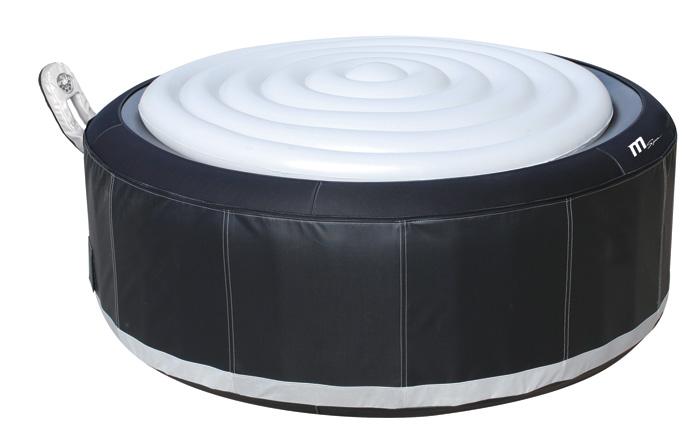 piscinex spa gonflable spa gonflable super camaro 6 places. Black Bedroom Furniture Sets. Home Design Ideas