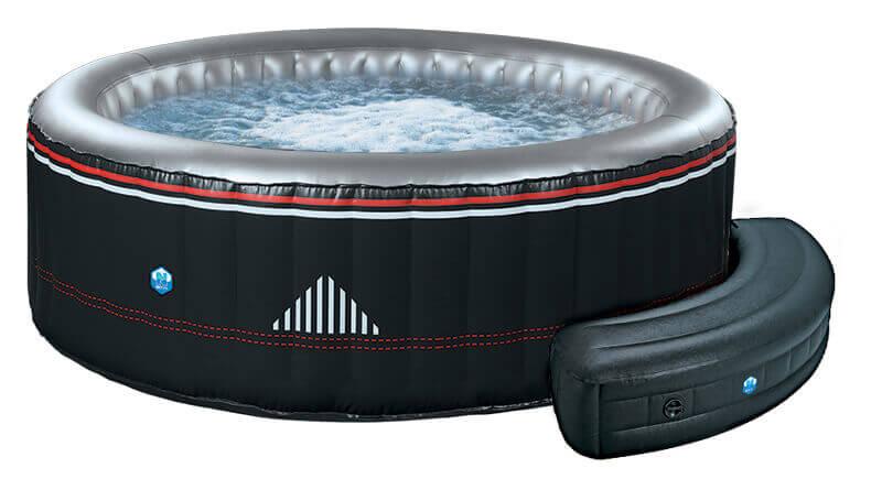 Piscinex accessoires pour spa banc gonflable pour spas ronds - Accessoire pour spa gonflable ...