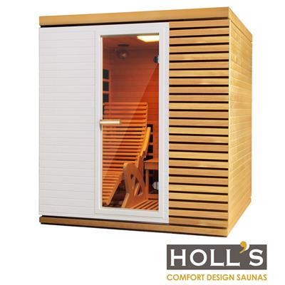Sauna Infrarouge Alto Prestige Family - 3 places Reconditionné
