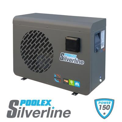 Pompe à Chaleur Poolex Silverline Reconditionnée 15kW 75m3