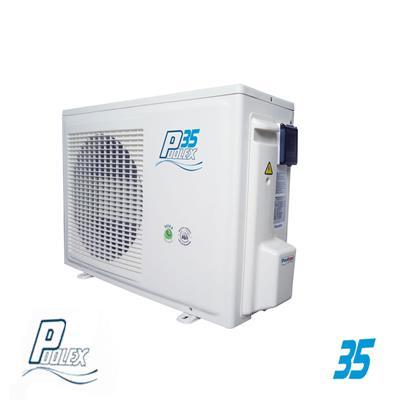 Piscinex chauffage piscine r chauffeur solaire for Pompe a chaleur piscine 20m3