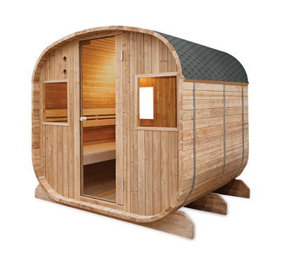 Sauna Vapeur Barrel - 6 places - 2019