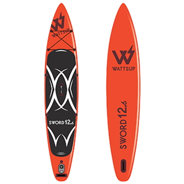 Wattsup Sword 12.6 - Stand Up Paddle Gonflable - Reconditionné