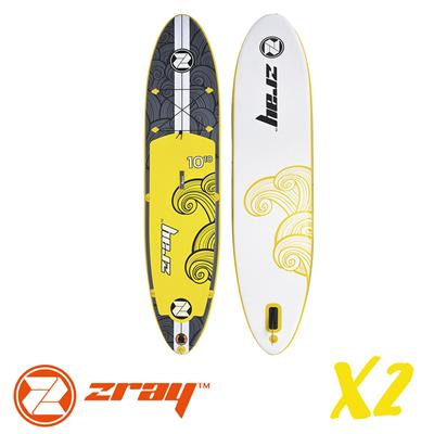 Zray X2 - Stand Up Paddle Gonflable hautes performances
