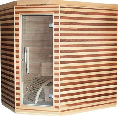 Sauna Traditionnel France Sauna JOY destockage neuf