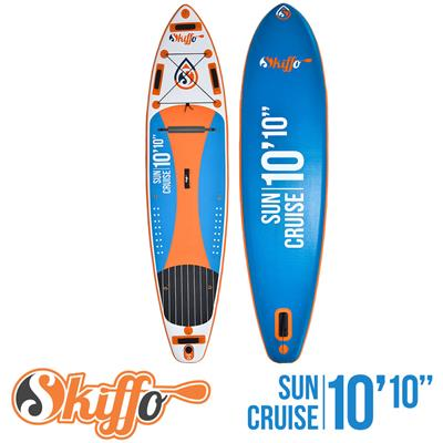 Skiffo Sun Cruise 10'10'' - Stand Up Paddle Gonflable Skiffo pour tous - Reconditionné