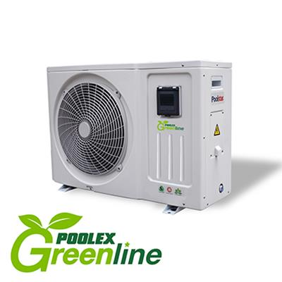 Pompe à Chaleur Poolex Greenline 72 7kW 45 m3 Destockage