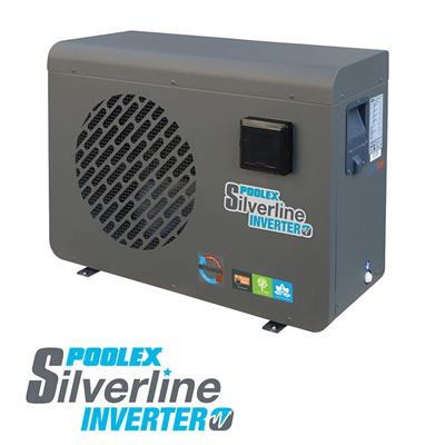 Pompe à Chaleur Poolex Silverline Inverter 125 R32 Reconditionnée 12.6kW