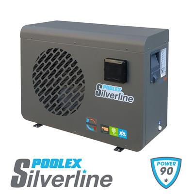 Pompe à Chaleur Poolex Silverline Reconditionnée 9kW 45m3