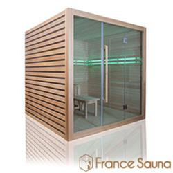 Sauna Traditionnel  ALTO HLS - Equipé de ses fauteuils Alto confort - Destockage