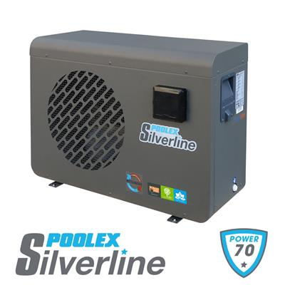 Pompe à Chaleur Poolex Silverline Reconditionnée 7kW 35m3