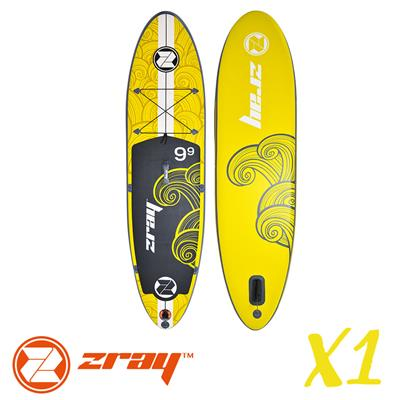 Zray X1 - Stand Up Paddle Gonflable à tout faire
