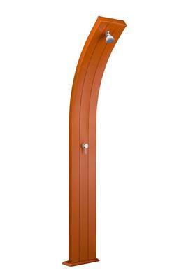 douche solaire dada orange. Black Bedroom Furniture Sets. Home Design Ideas
