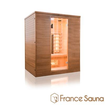 Sauna Infrarouge Spectra 2017 - 3 places Destockage