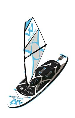 Wattsup delfino reconditionné - Pack Windsup complet