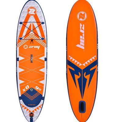 Zray Xrider 9' X0 - Stand Up Paddle Gonflable pour les poids légers