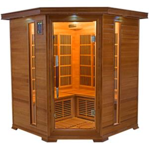 Sauna Infrarouge LUXE - 3/4 places Reconditionné
