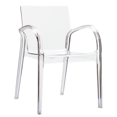 Chaises CLEARSEE - 1 coloris disponible