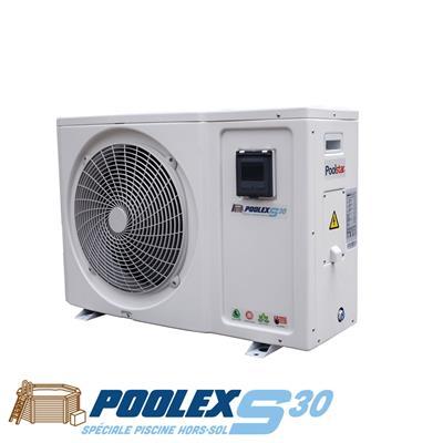 Piscinex chauffage piscine r chauffeur solaire for Pompe a chaleur piscine 25m3