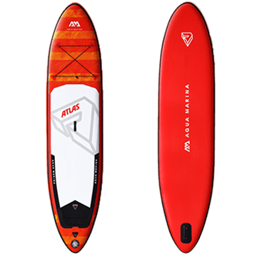Aquamarina Atlas - Stand Up Paddle gonflable - pack complet
