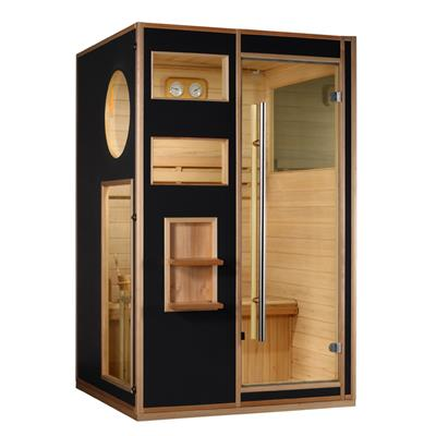 piscinex sauna saga sauna vapeur saga omega 2 places. Black Bedroom Furniture Sets. Home Design Ideas