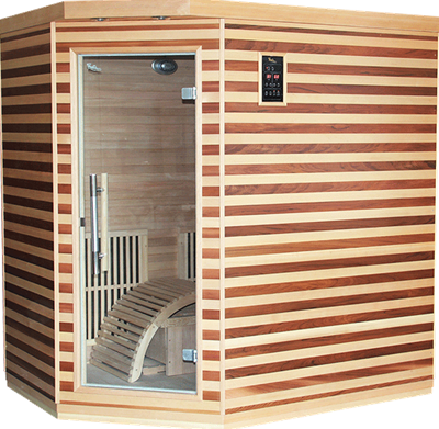 Sauna Infrarouge France Sauna JOY destockage neuf
