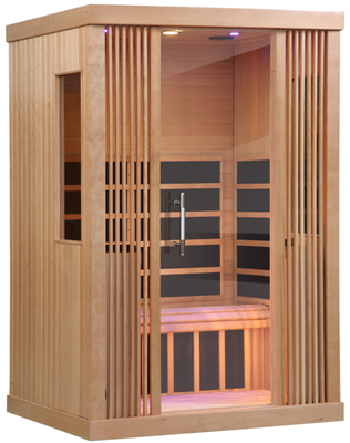 Sauna Infrarouge Xylo 2 places