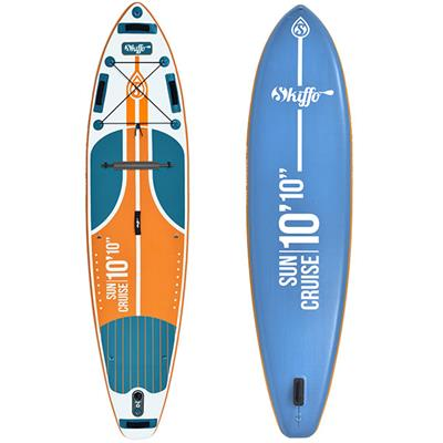 Skiffo Sun Cruise 10'10'' - Stand Up Paddle Gonflable Skiffo pour tous - 2020