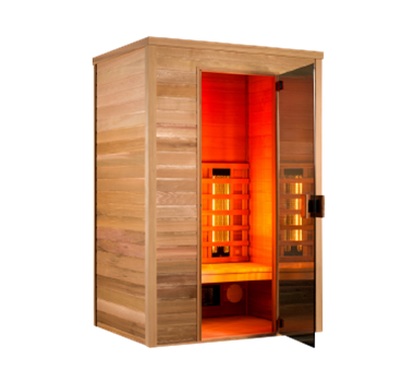 Sauna Infrarouge Multiwave 3 Reconditionné