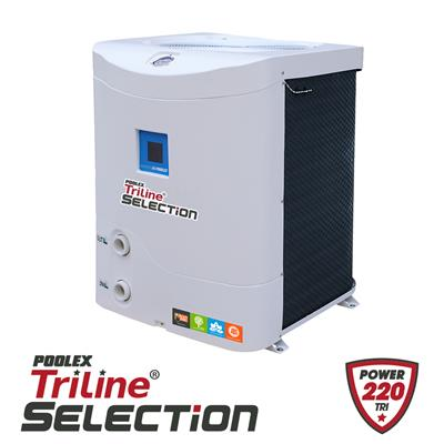 Pompe à Chaleur Poolex Triline Selection Reconditionnée 22kW 160m3