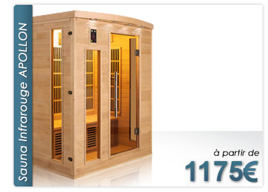 piscinex sauna infrarouge achat cabine sauna infrarouge. Black Bedroom Furniture Sets. Home Design Ideas