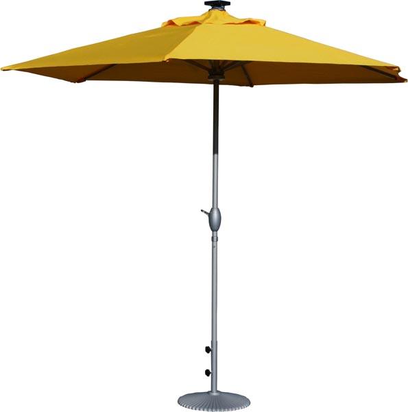 piscinex mobilier de jardin parasol luminaire solaire luciole jaune. Black Bedroom Furniture Sets. Home Design Ideas